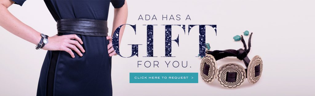 Ada has a Gift for You