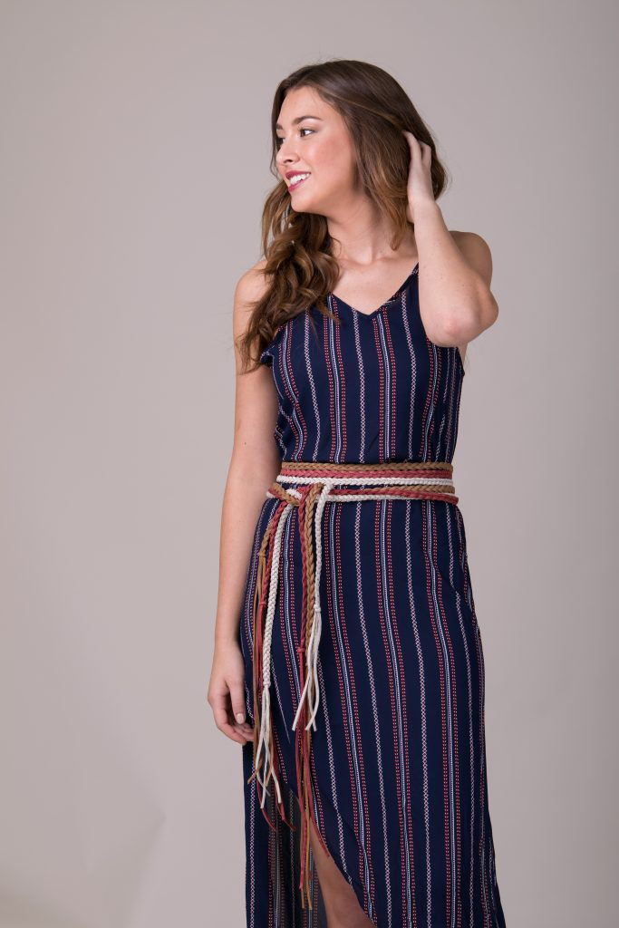 Selmi Belt - ADA Collection - Skinny Belt