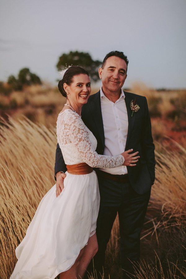 CAMILLA & CHARL'S COUNTRY OUTBACK ELOPEMENT