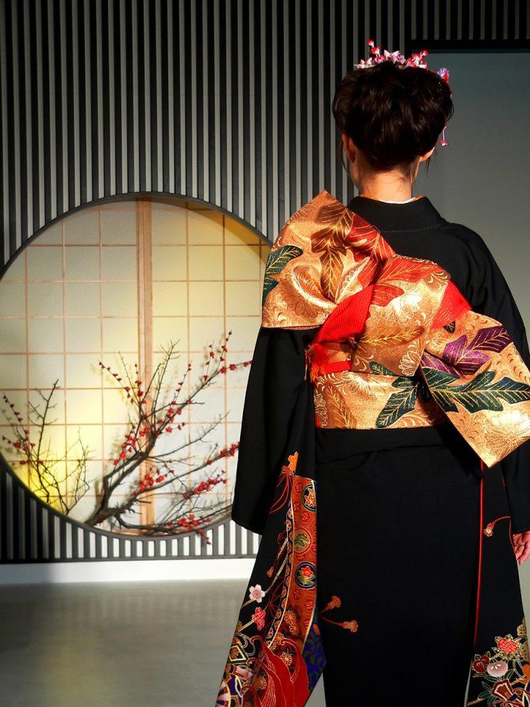 Ada's Inspiration for the Wrap Belt: The Japanese Obi Belt