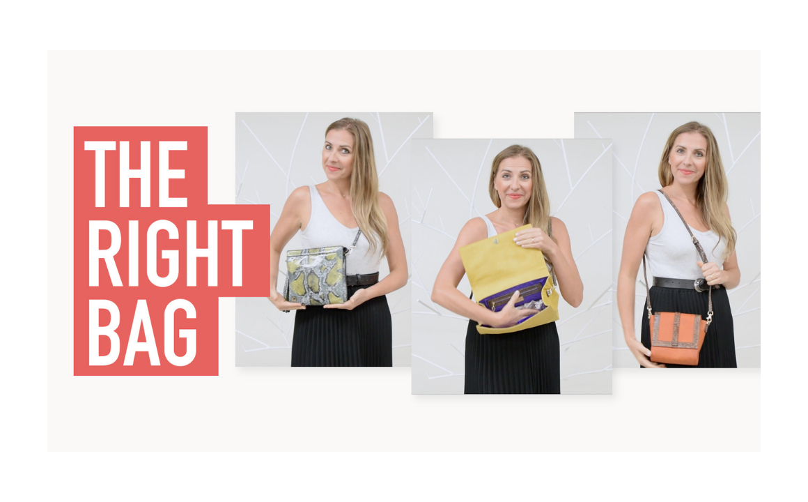 The right handbag for your body type